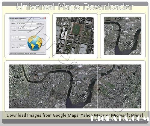 maps downloader