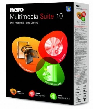 Nero Multimedia suite