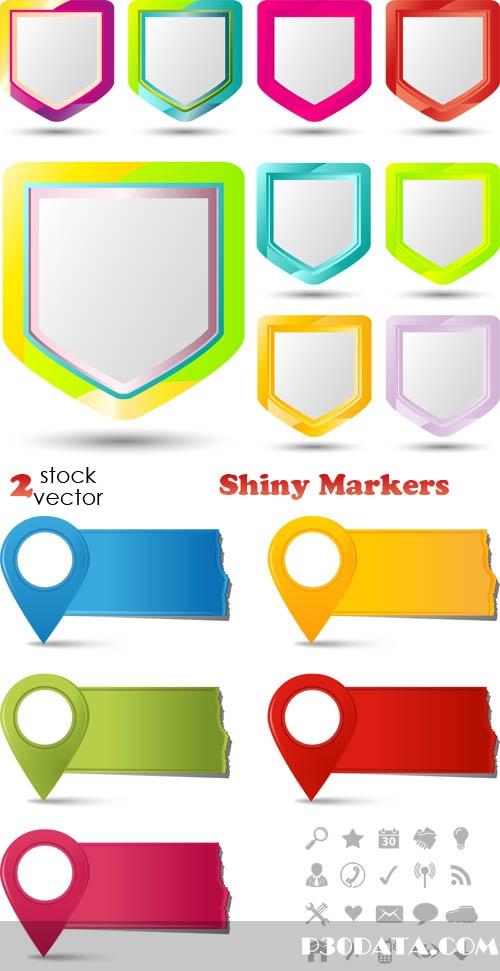 Shiny Markers