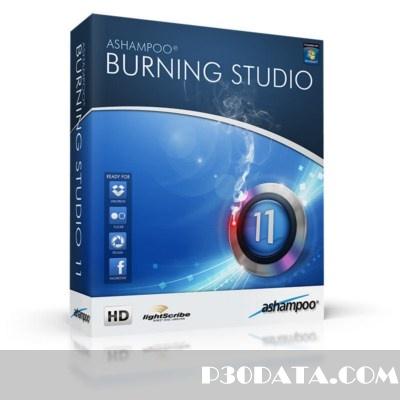 دانلود Ashampoo Burning Studio v11.0.2.9 Final  رایت و کپی کردن انواع سی دی ها