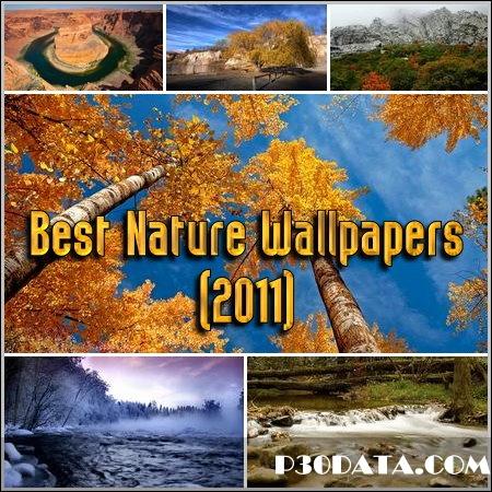 مجموعه برترین والپیپر های طبیعت با نام Best Nature Wallpapers