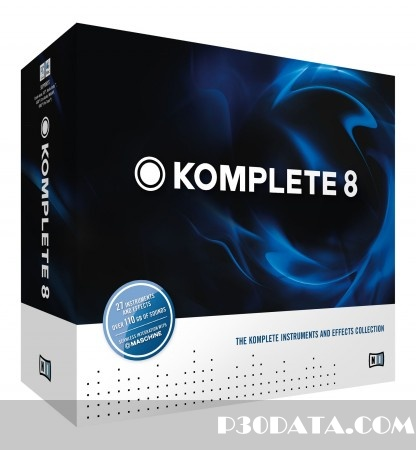 Native Instruments Komplete 8 Crack Only (WiN/OSX) -ASSiGN