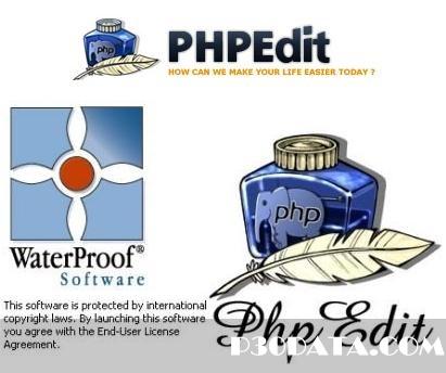 ویرایشگر قدرتمند فایل های PHP به نام WaterProof PHPEdit 5.0.0.12872