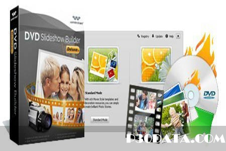ساخت آلبوم تصاویر با Wondershare DVD Slideshow Builder Deluxe 6.1.7.53
