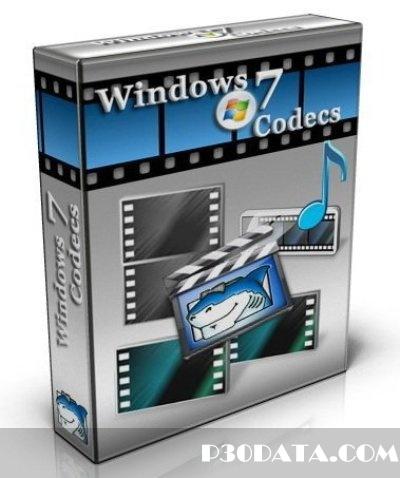 پک کدکهای مخصوص ویندوز ۷ با نام Win7codecs v3.2.3 Final