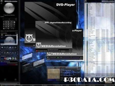 پخش انواع فرمت های مالتی مدیا با MEDIARevolution 3.8.2