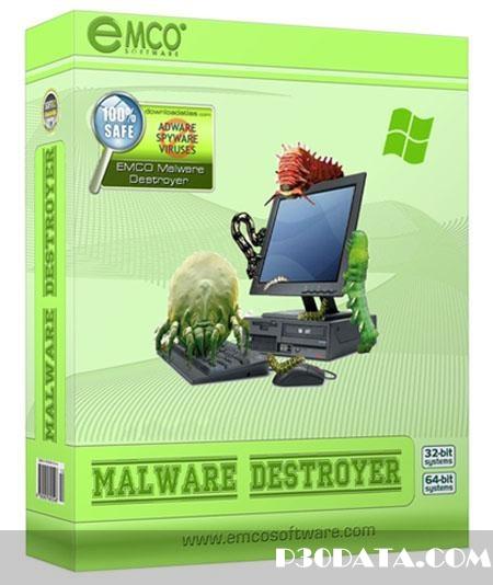 نرم افزار EMCO Malware Destroyer 6.2.15.215 – محافظت از رایانه در برابر برنامه مخرب