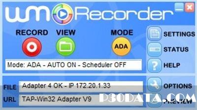 دانلود نرم افزار WM Recorder 14.14.1.2- دانلود فایل های صوتی و تصویری