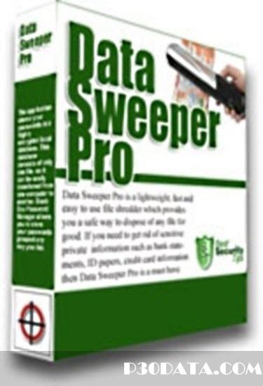 حذف غیرقابل بازیابی فایلها از هارد با Data Sweeper Pro v.2.9.0