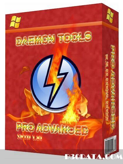 ساخت درایو مجازی با Daemon Tools PRO Advanced 5.0.0316.0317 ML + SPTD 1.81