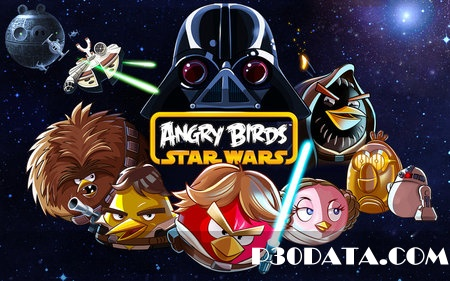 Angry Birds Star Wars 1.1.0 - Mac Os X