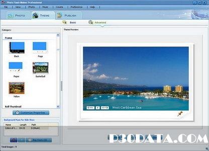 ساخت انواع اسلایدشو با AnvSoft Photo Flash Maker Platinum 5.41