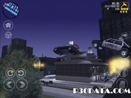 GTA III Anniversary Edition - iPhone and iPad