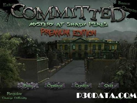 Committed Mystery at Shady Pines Premium Edition v1.2-TE
