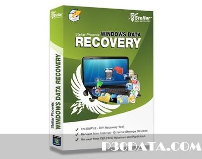 نرم افزار بازگردانی اطاعات – Stellar Phoenix Windows Data Recovery Professional 6.0