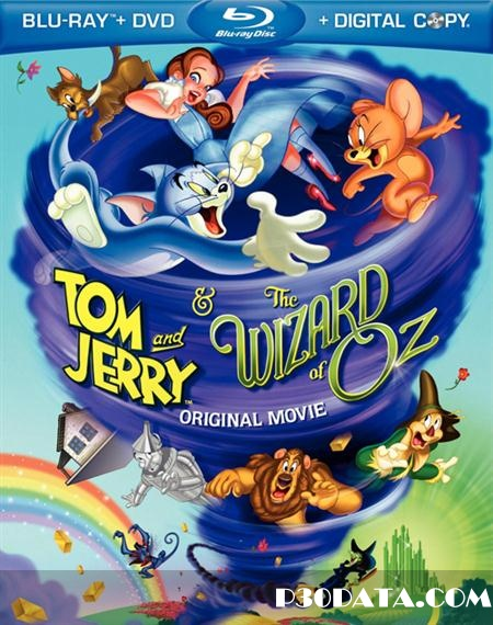 دانلود انیمیشن Tom and Jerry & The Wizard of Oz 2011