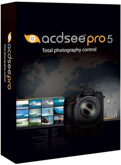 ویرایش و نمایش تصاویر با ACDSee Pro 5.1.137 Final All Licenses