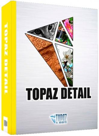 دانلود Topaz Detail 3.1.0 - پلاگین افزایش جزئیات تصاویر در فتوشاپ