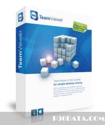 کنترل سیستم از راه دور با TeamViewer Corporate v7.0.12541.0