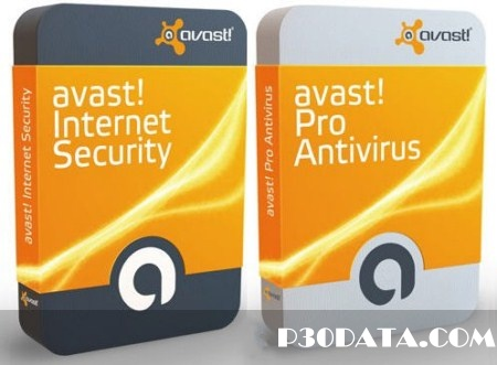 دانلود نرم افزار آنتی ویروس Avast Pro Antivirus Final & Avast! Internet Security Final-7.0.1407