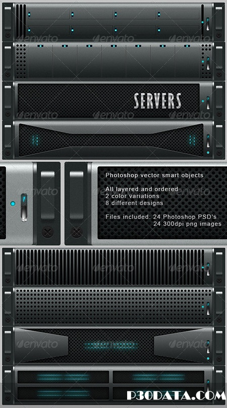 GraphicRiver Servers