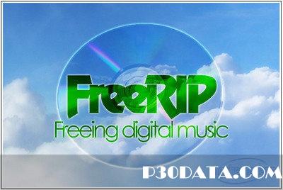 کپی سی دی های صوتی با دانلود FreeRIP 3.80 Pro