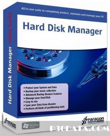 دانلود نرم افزار مدیریت هارد دیسک Paragon Hard Disk Manager 12 Professional