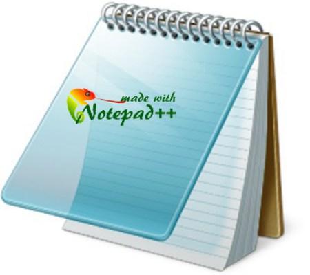 ویرایشگر حرفه ای متن Notepad++ 6.1.6