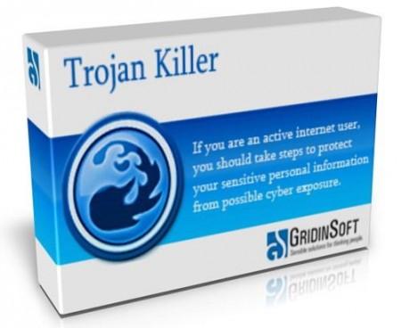 GridinSoft Trojan Killer 2.1.4.9 دانلود