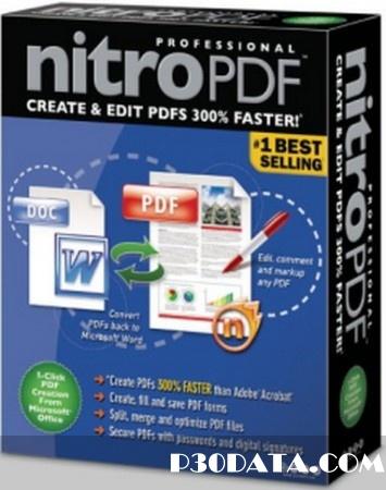 ایجاد و ویرایش فایل های PDF با Nitro PDF Professional 7.0.2.8