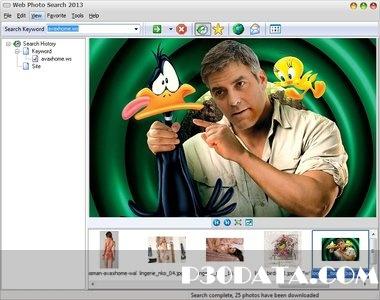 دانلود نرم افزار Web Photo Search 2013