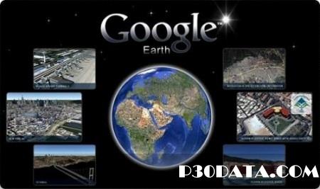 مشاهده زمین و سیارات با Google Earth Pro 7.0.3.8542 Final