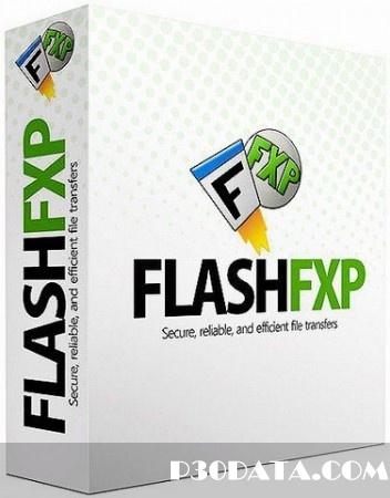 انتقال سریع فایل در اف تی پی با FlashFXP v4.3.1 Build 1981