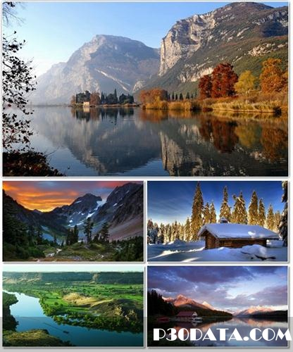 SuperPack Beautiful Nature HD Wallpapers