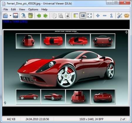 نمایش انواع فایل ها با نرم افزار قدرتمند Universal Viewer Pro 6.5.4.3