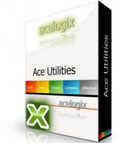 حرفه ای ترین بهیه سازی رجیستری با نام Ace Utilities 5.2.5 Build 475 Final