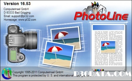 ساخت و ویرایش حرفه ای تصاویر با PhotoLine  17.11