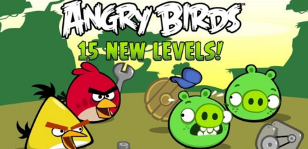 Angry Birds FREE! SHOPPING! Collection Android