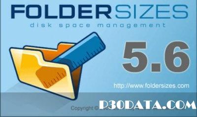 بررسی و آنالیز هارد دیسک با FolderSizes Pro 5.6.52