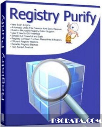 آنالیز و پاک سازی رجیستری Registry Purify v5.18