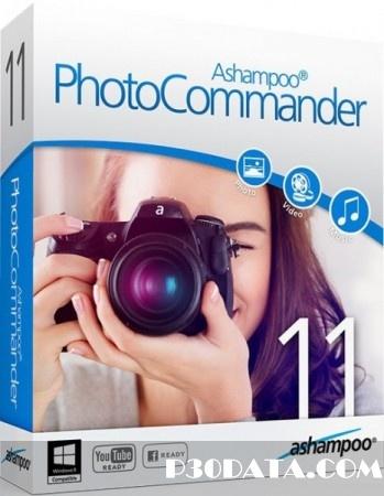 دانلود نرم افزار ویرایش و مدیریت حرفه ای تصاویر Ashampoo Photo Commander 11.0.3